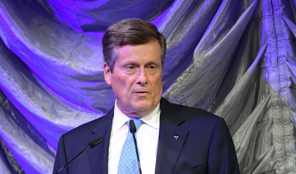 John Tory Net Worth