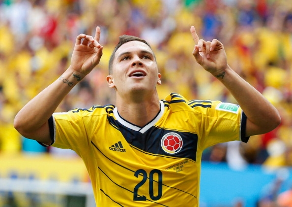 Juan Fernando Quintero Net Worth