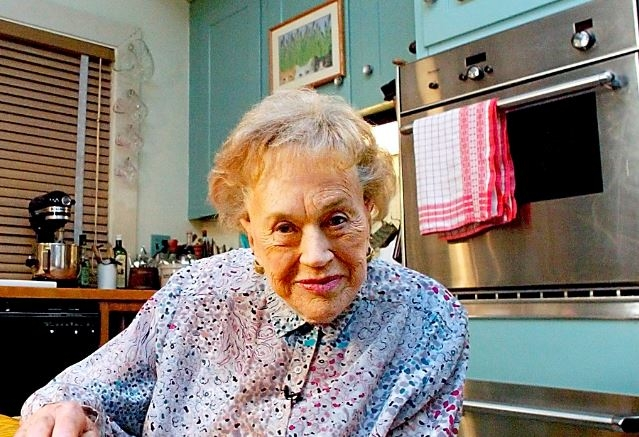 Julia Child Net Worth
