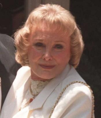 June Allyson Net Worth