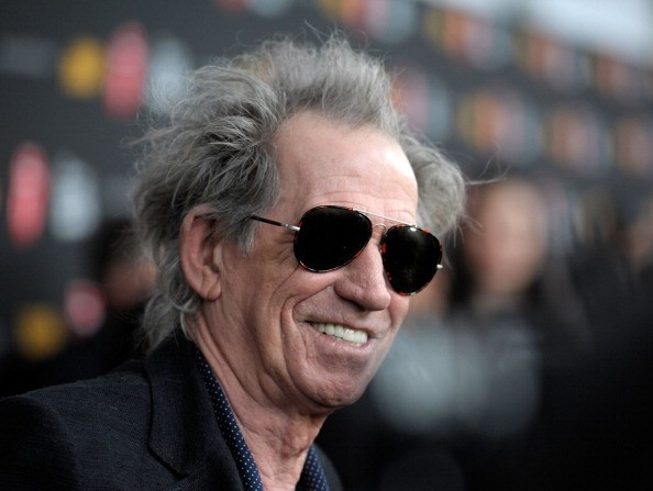 Keith Richards Net Worth