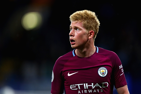 Kevin De Bruyne Net Worth