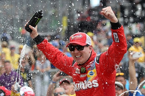 Kyle Busch Net Worth
