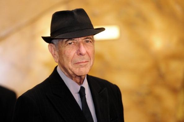 Leonard Cohen Net Worth