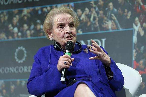 Madeleine Albright Net Worth