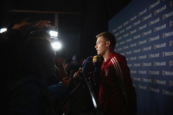 Manuel Neuer Net Worth