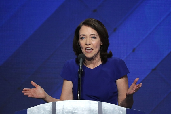 Maria Cantwell Net Worth