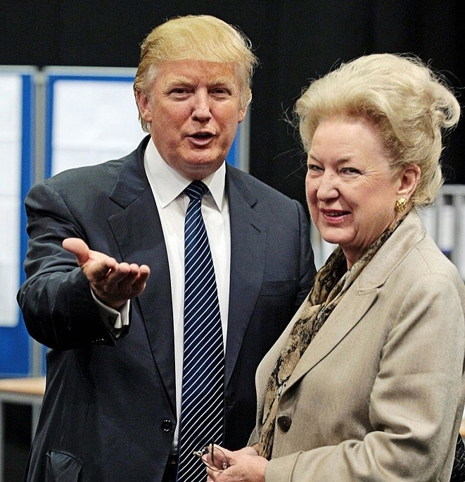 Maryanne Trump Barry Net Worth