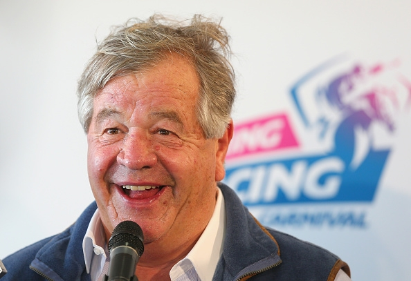 Michael Stoute Net Worth