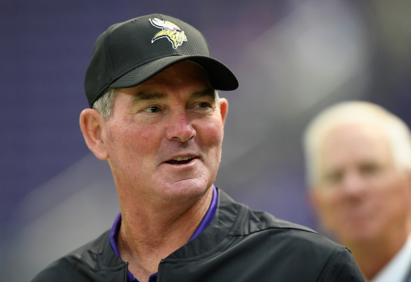 Mike Zimmer Net Worth