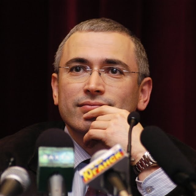 Mikhail Khodorkovsky Net Worth