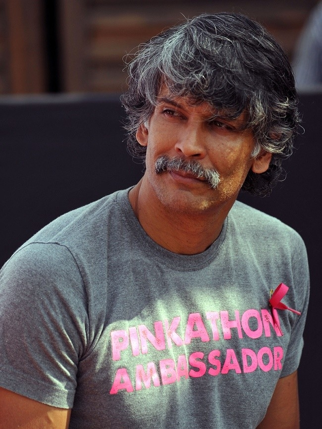 Milind Soman Net Worth