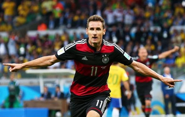 Miroslav Klose Net Worth