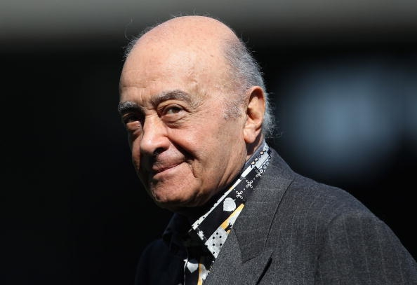 Mohamed Al Fayed Net Worth
