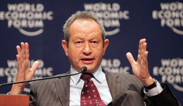 Naguib Sawiris Net Worth
