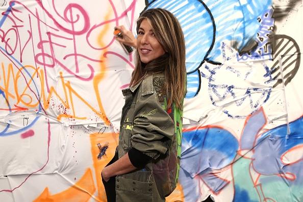 Nina Garcia Net Worth