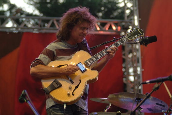 Pat Metheny Net Worth