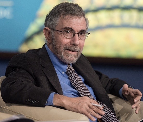 Paul Krugman Net Worth