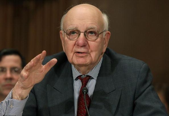 Paul Volcker Net Worth