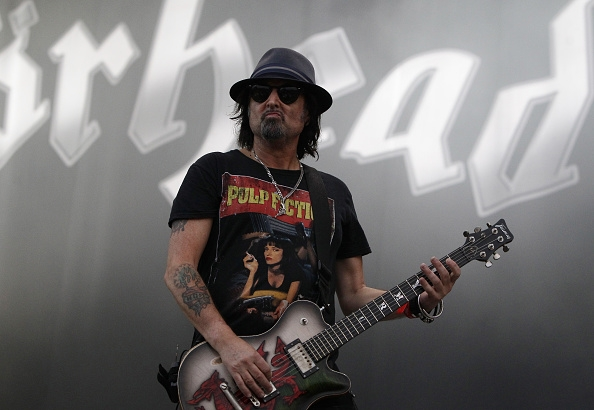 Phil Campbell Net Worth