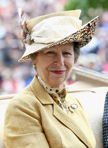 Princess Anne Net Worth