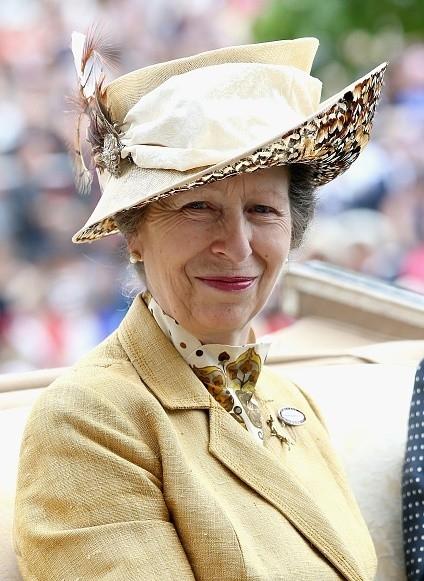 Princess Anne Net Worth