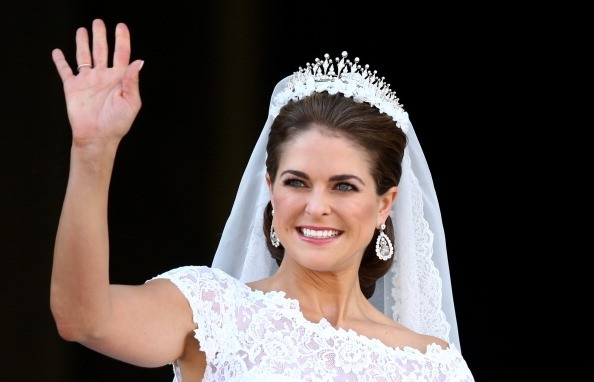 Princess Madeleine of Sweden Net Worth