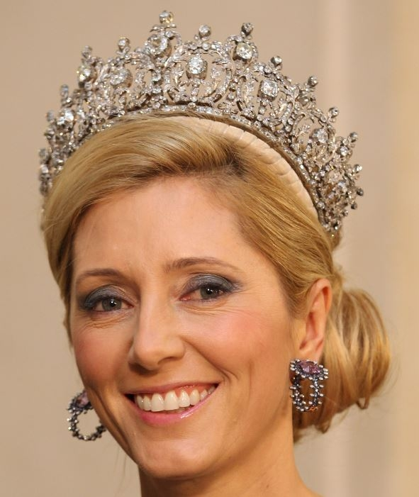 Princess Marie Chantal Net Worth