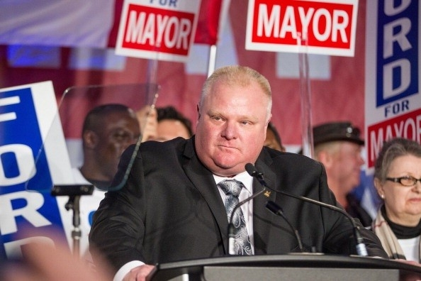 Rob Ford Net Worth