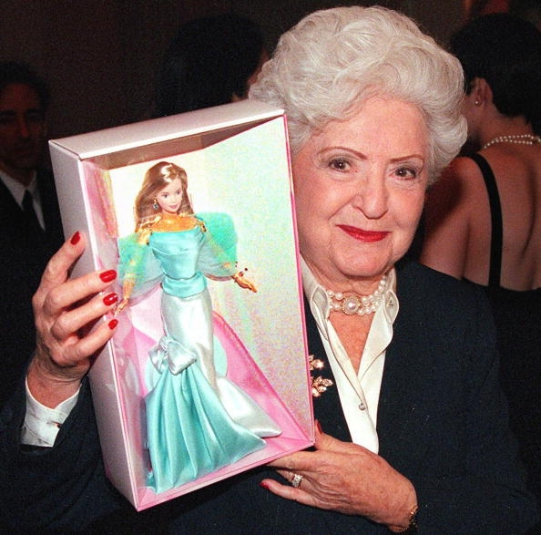 Ruth Handler Net Worth