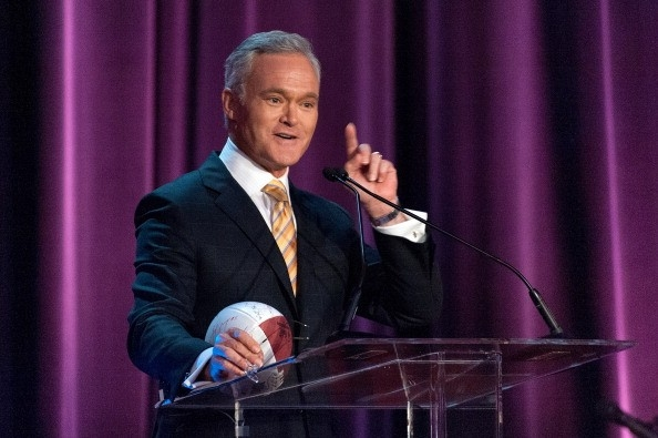 Scott Pelley Net Worth