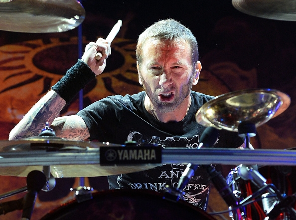Shannon Larkin Net Worth