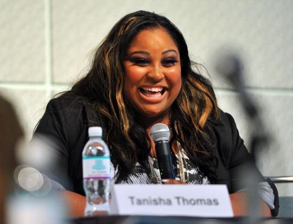 Tanisha Thomas Net Worth