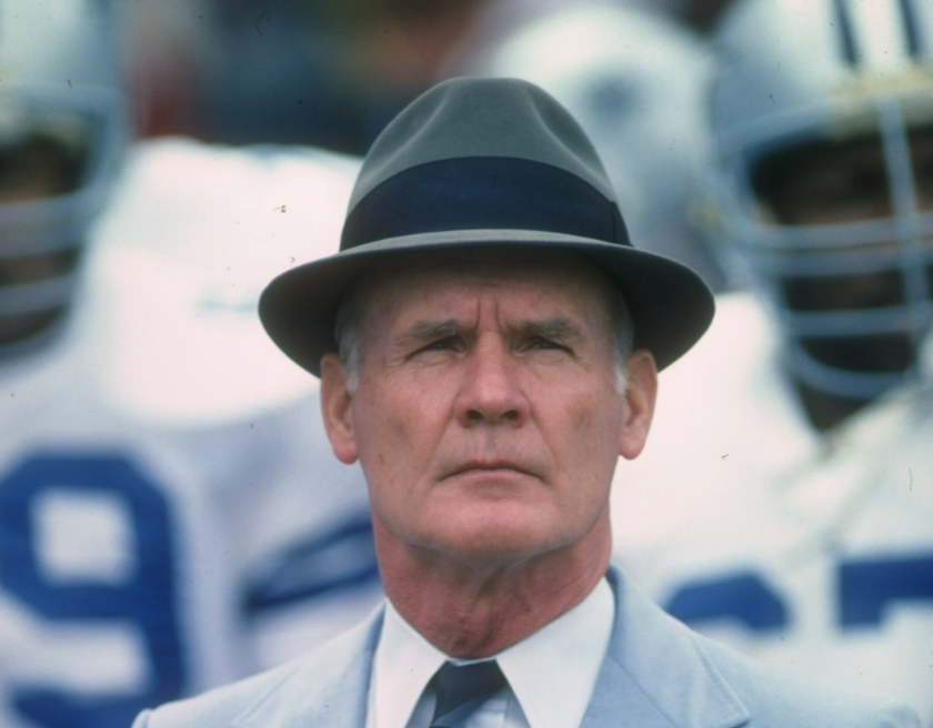 Tom Landry Net Worth
