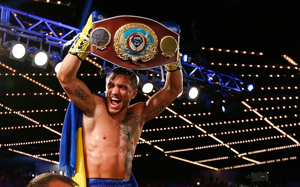 Vasyl Lomachenko Net Worth