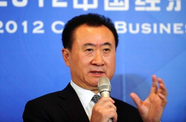 Wang Jianlin Net Worth